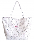 SHOPPER BAG Cotton - Bunnies