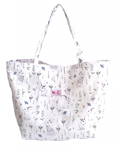 SHOPPER BAG - Bunnies